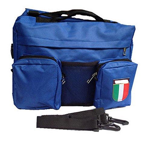 Pour Animal domestique Chien dehors Grande Sac à dos – Polyvalence Grand Chien avec un sac à dos -- Bleu