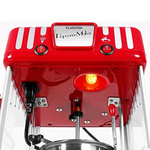 Klarstein Volcano Popcornmaschine - 6