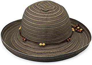 Wallaroo Hat Company Women's Breton Sun Hat – UPF 50+, Ready for Adventure, Designed in Australia.