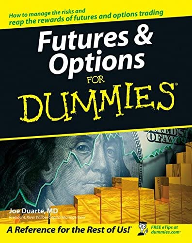 Futures Options For Dummies product image