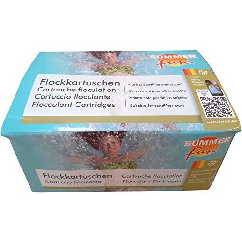 Summer Fun Flockungskissen 8er Pack, 1kg
