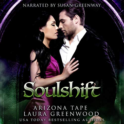 Soulshift Laura Greenwood Arizona Tape Twin Souls Trilogy f/f paranormal romance Susan Greenway Audio