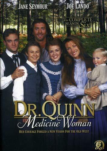 Dr Quinn Medicine Woman: Complete Season 6 (6pc) [DVD] [Region 1] [NTSC] [US Import]