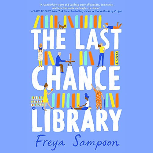 The Last Chance Library cover art