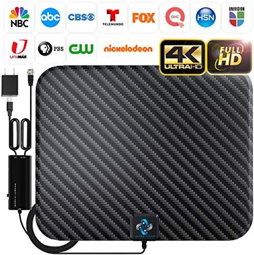U MUST HAVE Amplified HD Digital TV Antenna Long 250 Miles Range...
