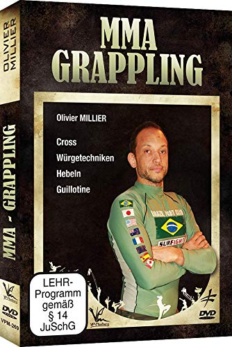 MMA Grappling - Olivier Millier