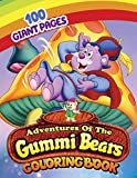Gummi Bears Coloring Book: GREAT Gifts for Any Fans of Gummi Bears with 100 GIANT PAGES and HIGH QUALITY IMAGES!