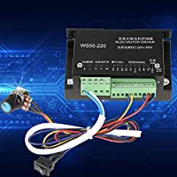 BLDCモータードライバーコントローラーケーブル付きBLDCモータードライバー、WS55-220ブラシレスDCモータードライバー、電動工具用DC 48V 500W