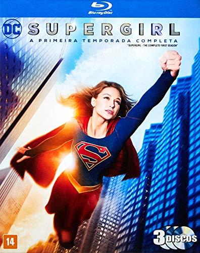 Supergirl primeira temporada [Blu-ray]