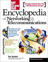 By Tom Sheldon McGraw Hill's Encyclopedia of Networking and Telecommunications with CDROM (Network Professional's L [Hardcover]