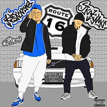 ROUTE 16 (feat. JNKMN)
