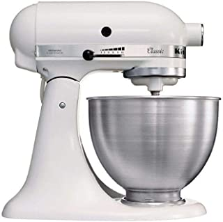 Kitchenaid 5K45SSEWH 白色 22.5 cm l x 36.5 cm w x 36 cm h