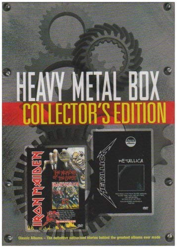 Heavy Metal Box [Italia] [DVD]