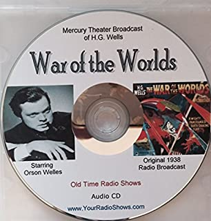 Best war of the worlds 1938 broadcast audio Reviews