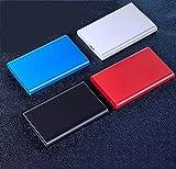 Disco duro externo portátil 2.5 pulgadas Usb 3.1 gran capacidad 1tb velocidad de transmisión 500mb/S Compatible para ordenadores portátiles (negro)