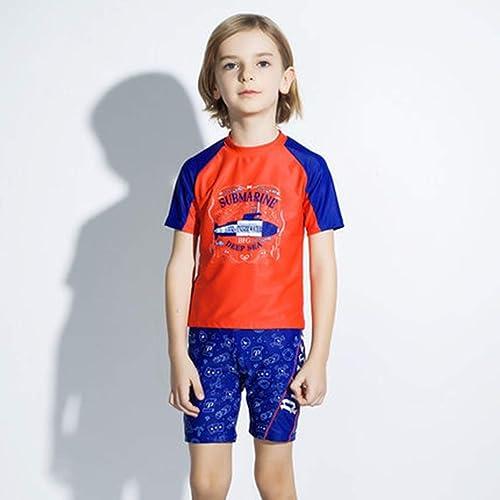 Maillot de Bain pour Enfants Maillots de Bain Split à séchage Rapide pour Garçons ( Taille   16 )