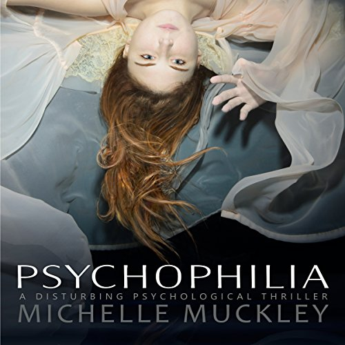 Psychophilia audiobook cover art
