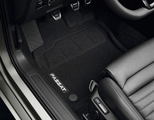 VW Passat (B8) Original Textilfußmatten Optimat Komplettsatz, vorn + hinten, Velours