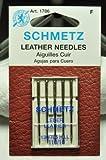 Schmetz-Aghi per macchina da cucire, in pelle