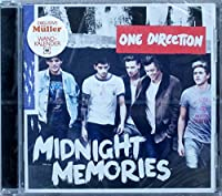 Midnight Memories-Ultimate Edition by One Direction (2013-11-27)