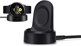 comprar comparacion XuBa Base de Carga del Cargador inal¨¢mbrico Smart Watch para Samsung Galaxy 42mm 46mm SM-R800 R805 R810 R815