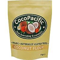 CocoPacific - Harina de coco bio, 1 kg
