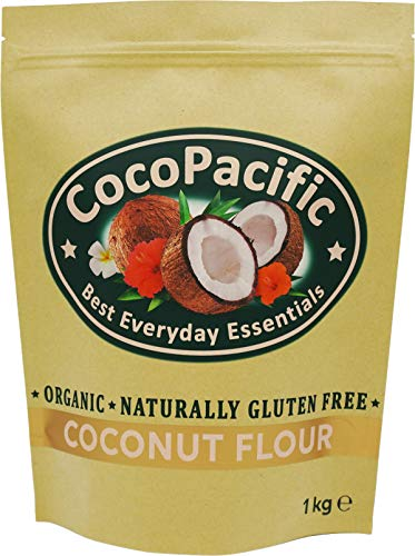 CocoPacific - Farine de noix de coco bio, 1kg