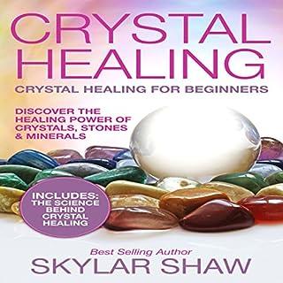 Crystal Healing audiobook cover art