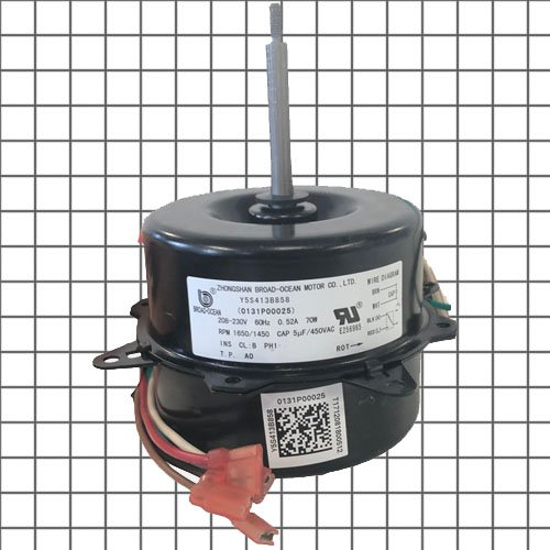 Y5S413B858 - OEM Upgraded Replacement for Broad-Ocean Outdoor Condenser Fan Motor