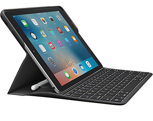 Logitech CREATE Tastaturhülle für 9,7 Zoll iPad Pro Nordic-Tastatur-Layout
