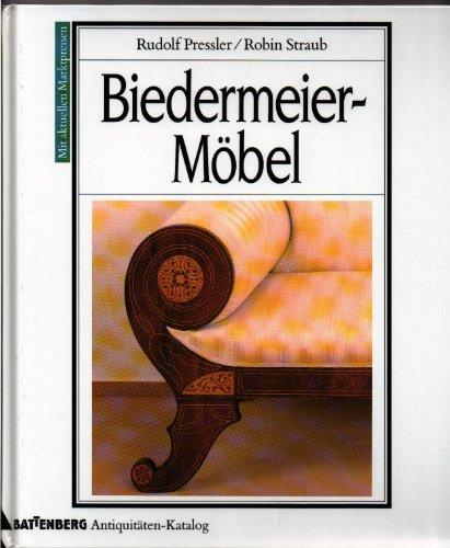 Biedermeier-Möbel.