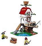 LEGO Creator Tree House Treasures with Pirate Ship (Creator Treehouse Treasures)