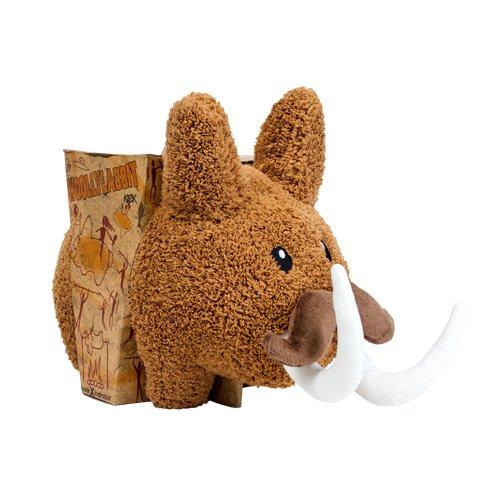 Kidrobot - Peluche 35cm / 14-inch LABBIT Woolly Mammouth Plush by Kozik