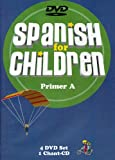 Spanish for Children A - DVD & Chant CD Set
