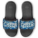 Repwell Slide Sandals   Cheer Pom Pom   Team Colors