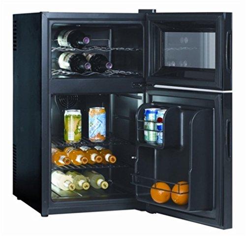 Jindowine Cantinetta di vino cantina vino Klim aküh congelatore porta in vetro illuminazione a LED