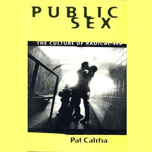 Public Sex audiobook cover art