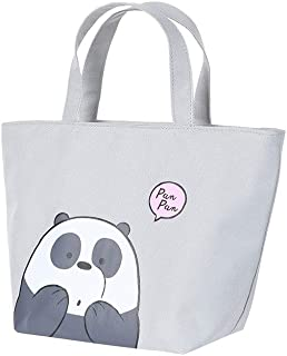 MINISO We Bare Bears Lunch Bag