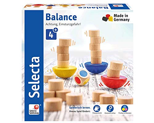 Selecta 63001 Balance de Jeu pour Enfants