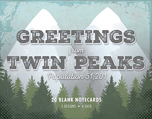 TWIN PEAKS CARD COLL