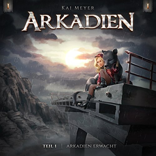 Arkadien erwacht (Arkadien - Hörspiel 1) audiobook cover art