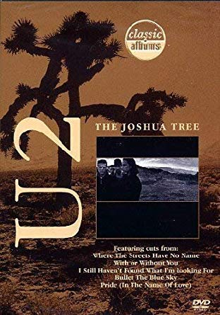 U2 - THE JOSHUA TREE (1 DVDMU)