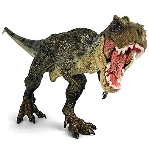Geminismart 大迫力 30cm級 恐竜の王者 フィギュア ブランド 恐竜ティラノサウルス 霸王龙 恐竜 シミュレー...