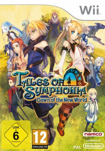 Tales of Symphonia - Dawn of the New World [Software Pyramide]
