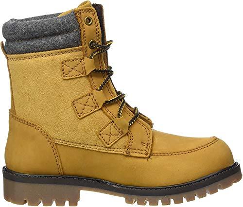 Kamik Dziecięce buty zimowe Takodalo uniseks, beżowy Tan Ocre Tan, 32 EU