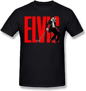 Men's Elvis Presley Fashion T-shirt