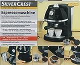 Cafetera express Silvercrest Lidl