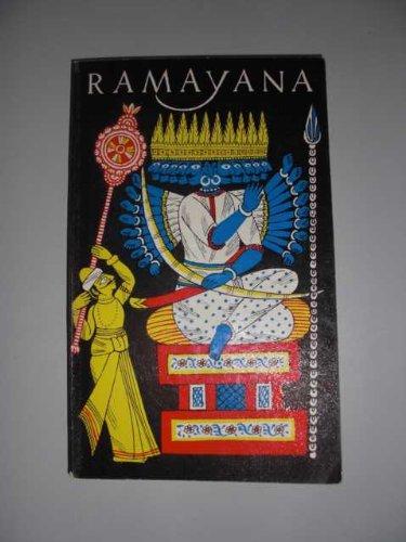 Ramayana Nacherzählungen altindischer Dichtungen von Charlotte Reymann :