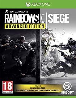 Tom Clancy'S Rainbow Six Siege Advanced Edition (Xbox One) (B07F34FCBY)   Amazon price tracker / tracking, Amazon price history charts, Amazon price watches, Amazon price drop alerts