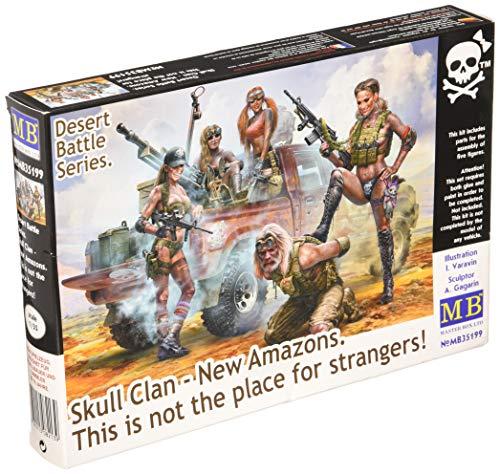 Masterbox MAS35199 Teile, um EIN Set von Modellen, Verschiedene Teile
